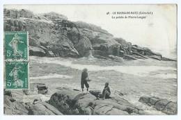 2249 - Le Bourg De Batz Sur Mer - 48 La Pointe De Pierre Longue 1919 Convoyeur Le Croisic à Nantes - Batz-sur-Mer (Bourg De B.)