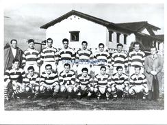 71854 ARGENTINA SPORTS RUGBY CLUB ATLETICO SAN ISIDRO 1º DIVISION TRIUNFO AÑO 1960 24 X 18 CM PHOTO NO POSTAL POSTCARD - Rugby