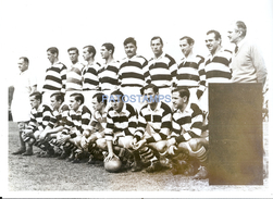 71857 ARGENTINA SPORTS RUGBY CLUB ATLETICO SAN ISIDRO EQUIPO 1º DIVISION 24 X 18 CM PHOTO NO POSTAL POSTCARD - Rugby