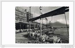 Napoli - S. Lucia - Ristorante Teresa E Vesuvio - Italy - Italia ( 2 Scans ) - Napoli (Naples)