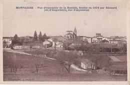 MONPAZIER                                   Vue D'ensemble De La Bastide - Autres Communes