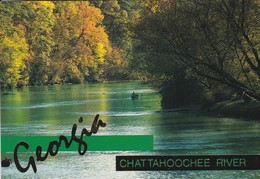 ETATS-UNIS---GEORGIA---chattahoochee River----voir 2 Scans - Etats-Unis
