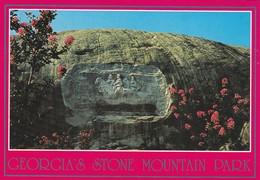 ETATS-UNIS---GEORGIA---georgia's Stone Mountain Park---voir 2 Scans - Etats-Unis