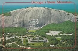 ETATS-UNIS---GEORGIA---georgia's Stone Mountain---voir 2 Scans - Etats-Unis