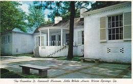 ETATS-UNIS---GEORGIA--The Franklin D. Rooseselt Museum--voir 2 Scans - Atlanta