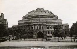 Royaume Uni Londres London Royal Albert Hall Ancienne Photo 1900 - Lugares