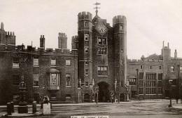 Royaume Uni Londres London St James Palace Ancienne Photo 1900 - Places