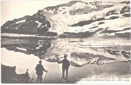 FR65 GAVARNIE - BR 29 - Lac Glacé - Mont Perdu - Gavarnie