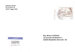 €2.80 ARTE RUPESTRE DELLA VALLE CAMONICA - 2011-...: Poststempel