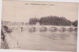 25  Audincourt Le Pont - France