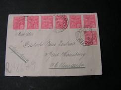 Brasil Cv. 1932 - Covers & Documents