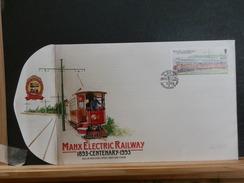 66/409  FDC  MAN - Tramways