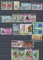 Départ 1 Euro Collection De Timbres Surchargé Du Benin  (overprint Stamps) Bonne Cote - Francobolli