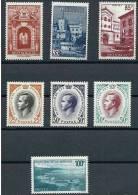 "Monaco YT 503 à 509 "" Prince Rainier III Et Vues "" 1959 Neuf* - Nuevos"