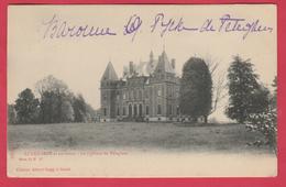 Petegem-aan-de-Leie - Het Kasteel ... Albert Sugg  -1906 ( Verso Zien ) - Deinze