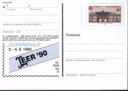 Deutschland Germany 1990 - Leer (markenbild: Europa-Marke) - Europa-CEPT