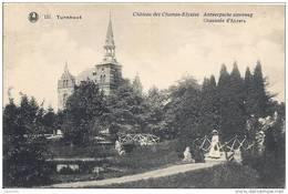 TURNHOUT ..-- Château Des Champs - Elysées . 1923 Vers BRUXELLES ( Mr R. HUYBERECHTS ) . Voir Verso . - Turnhout