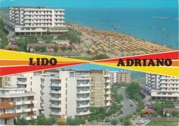 Cartolina - Postcard   -  RAVENNA -LIDO ADRIANO - Ravenna