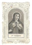 TRES JOLI CANIVET DE SAINTE THERESE - Devotion Images