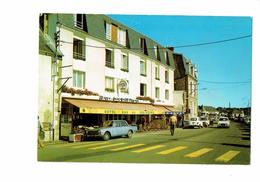 Cpm - 22 - Paimpol - Bar Hôtel Des Chalutiers - Quai Morand - Rotissoire à Poulets Voitures Bière De La Meuse - Paimpol