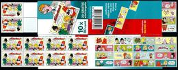 Nederland 1998: Strippostzegels: Jan, Jans En De Kinderen Van Jan Kruis** MNH - Unused Stamps
