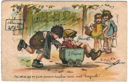 Carte Postale Ancienne De PARIS - Arrondissement: 12