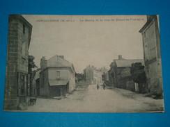 49 ) Concourson - Le Bourg Et La Rue De Douai-la-fontaine  - Année - EDIT - - Autres Communes