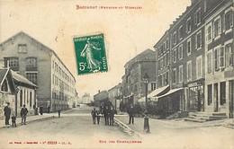 - Meurthe Et Moselle -ref-B538 - Baccarat - Rue De La Cristallerie - Boulangerie - Boulangeries - Magasins - - Baccarat