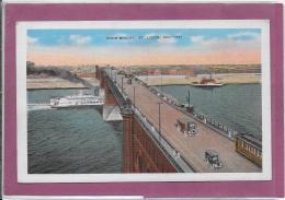 ST LOUIS .- EADS BRIDGE - Etats-Unis
