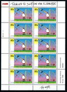 Nederland 1998: Strippostzegels: F.C.Knudde Van John Le Noble En Toon Van Dril ** MNH - Neufs