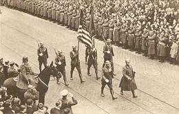 BRUXELLES  --  Funérailles Solennelles Du Roi Albert I° (22-2-1934) - Festivals, Events