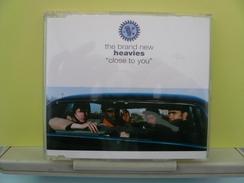 "The Brand New Heavie""Maxi CD""Close To You"" - Rap & Hip Hop"