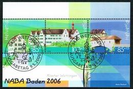 BLOC OBLITERE 1er/J.9.5.2006 C/.S.B.K. Nr:W93I. Y&TELLIER Nr:40. MICHEL Nr:BL40. - Blocks & Kleinbögen