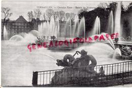 78 - VERSAILLES - GRANDES EAUX  BASSIN DE NEPTUNE - Versailles (Château)