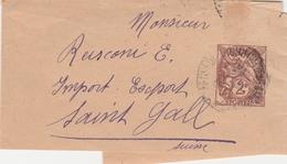 Frankreich-Streifband 1919 - Journaux