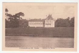 *c* - L'AIGUILLON-sur-VIE - Château De Marigny (noté Marini) - édit. Fillodeau - Autres Communes