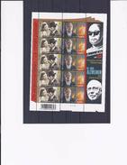 Belgie -Belgique 3764/65 Velletje Van 10 Postfris - Feuillet De 10 Timbres Neufs  -  De Detectiveroman - Feuilles Complètes