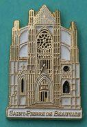 K  78 ) .....BEAUVAIS.....La Cathédrale Saint-Pierre De Beauvais Est Une Cathédrale Catholique Romaine - Städte