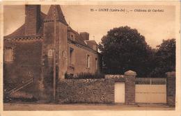 ¤¤  -  22   -   LIGNE   -  Chateau De Carheil   -   ¤¤ - Ligné