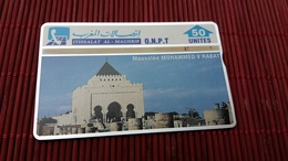 Phonecard Marokko 306 C Used Rare