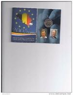 BELGIE - BELGIQUE MINIBLISTER 2 € 2005 FDC - Belgisch-Luxemburgse Economische Unie - Belgique