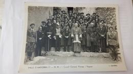 Cpa Andorra Andore Valls D'andorra - Andorre