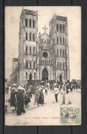 Tonkin, Hanoï, Cathédrale - Cartes Postales
