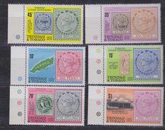 Trinidad & Tobago 1979 Stamp Centenary 6v (see Perforation)** Mnh (35516) - Trinidad En Tobago (1962-...)