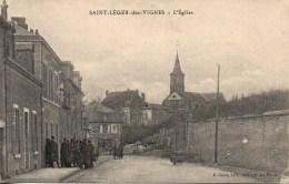58 St-LEGER-des-VIGNES  L'Eglise - Altri Comuni