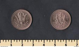 Barbados 1 Cent 1997 - Barbades