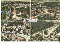 En Avion Au Dessus De Ezanville - Ezanville