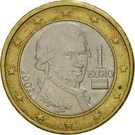Autriche, Euro, 2002, TTB, Bi-Metallic, KM:3088 - Autriche
