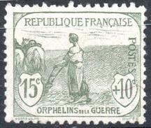 France - Au Profit Des Orphelins De La Guerre - N° 150 Neuf Sans Charnière. - France