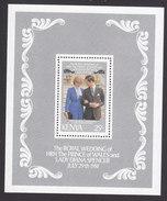 Kenya, Scott #198, Mint Never Hinged, Charles And Diana, Issued 1981 - Kenya (1963-...)